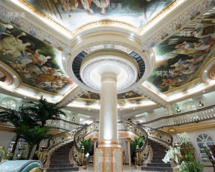 深圳艺贸中心展厅