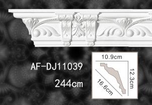 雕花角线  AF-DJ11039