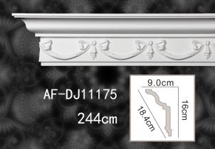 雕花角线  AF-DJ11184