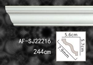 素面角线  AF-SJ22216
