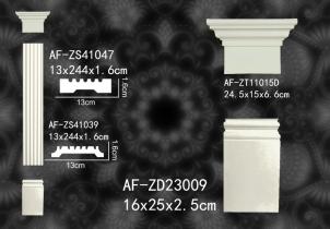 PU平面柱   AF-ZS41039