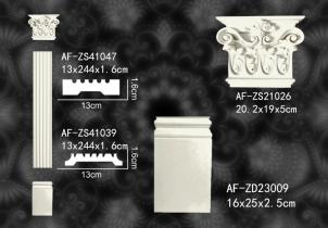 PU平面柱   AF-ZS41047