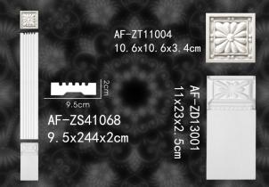 PU平面柱   AF-ZS41068