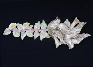 PU雕花饰花 AFL_8588