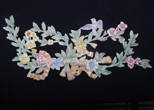PU雕花饰花 AFL_8628