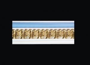 AFL8016叶子雕塑角线